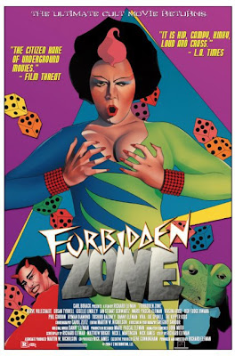 Forbidden Zone (La zona prohibida), danny elfman, richard elfman