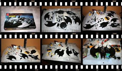 Batwing, Michael Keaton, Tim Burton