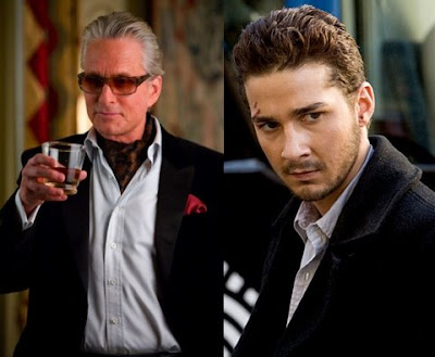 Michael Douglas will return as the iconic Gekko. Shia LaBeouf plays Jacob a ...
