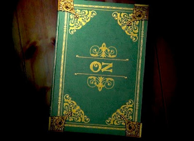 Celluloid And Cigarette Burns Todd Mcfarlanes Twisted Land Of Oz