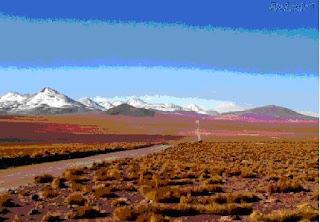 DESIERTO (Desierto de Atacama, Chile)