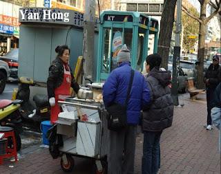 南韩购物趣事