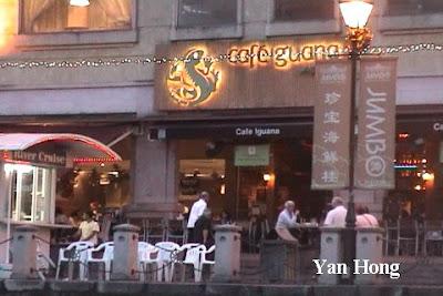 Singapore Cafe Iguana