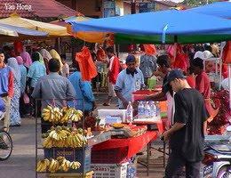 Pasar Makanan Ramanan Merlimau