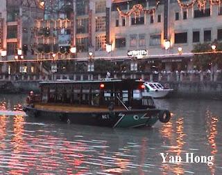 新加坡克拉码头