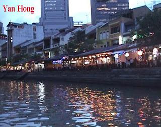 新加坡河滨坊