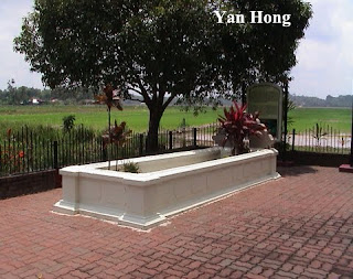 万里茂敦蒂佳陵墓
