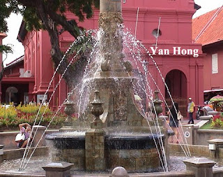 Malacca Queen Victoria Fountain