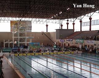 马六甲汉惹拔水上运动体育馆