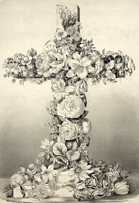The Easter cross Currier & Ives