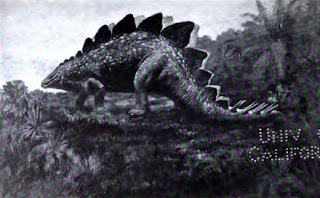 Prehistoric Animals Dinosaurs Stegosaurus