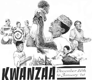 Kwanzaa Child