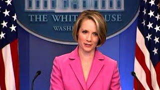 White House Press Briefing Dana Perino Vidcap