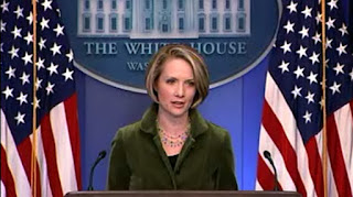 Press Briefing by Dana Perino VIDCAP