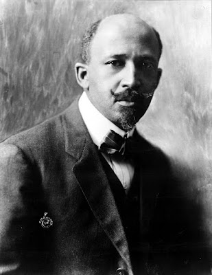 W.E.B. (William Edward Burghardt) Du Bois