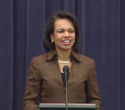 Condoleezza Rice Black History Month