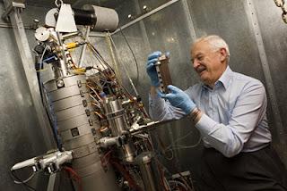 John Silcox, the David E. Burr Professor of Engineering