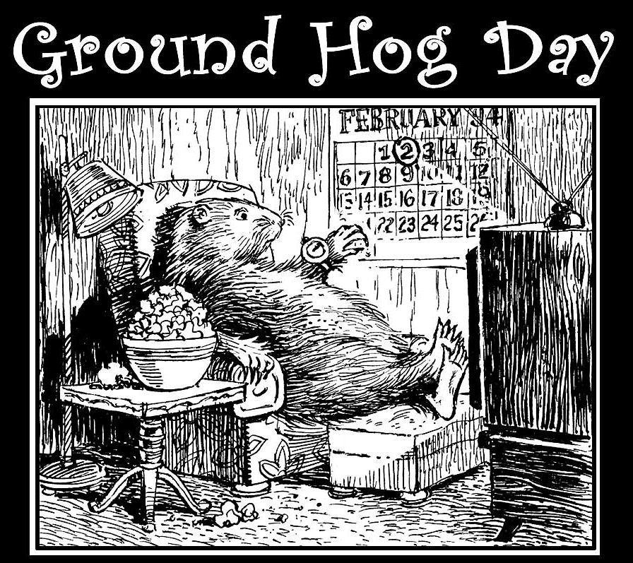 Holidays, Ground Hog Day, American Forces Information Service.
