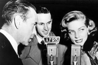 Humphrey Bogart marries Lauren Bacall, Armed Forces Radio and Television Service (AFRTS)
