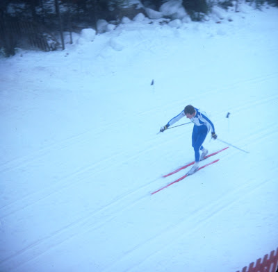 Winter Olympics Cross Country Skiing