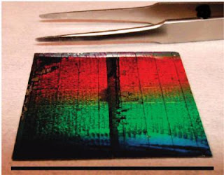 Silicon Nanowire Solar Cells