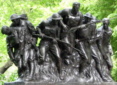 107th United Infantry Memorial