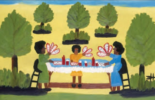 Ancestry and Innovation: African American Art