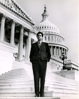 Civil Rights Leader Julian Bond