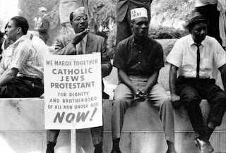 civil rights march from Selma to Montgomery, Alabama