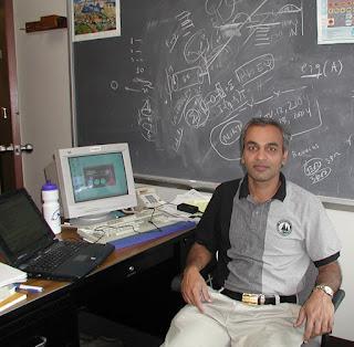 Dr. Ranjit Pati Associate Professor PhD