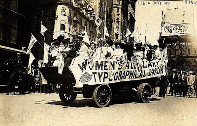 Labor Day parade, New York, New York