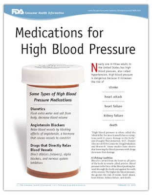 valium decrease blood pressure