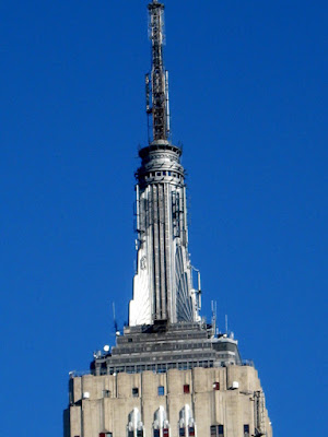 Empire State Building Tower and Mast