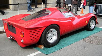 Ferrari P4/5 Italian sports car