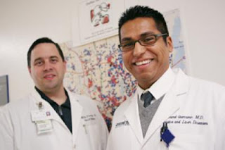 Drs. Jeffrey Browning and Richard Guerrero
