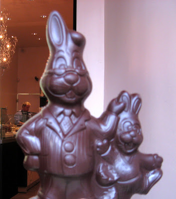 Dark Chocolate Easter Bunny