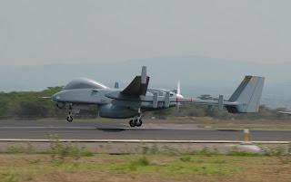 Heron Unmanned Aerial Vehicle