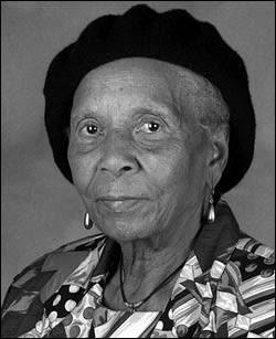 Dr. Margaret Burroughs