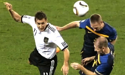 Miroslav Klose Germany 2010 FIFA World Cup