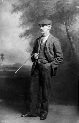 John Henry Taylor 5 Time British open golf champion
