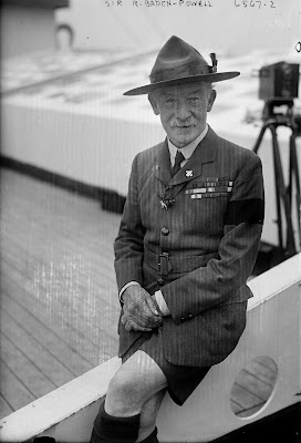 Sir R. Baden - Powell
