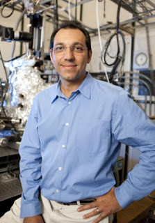Ali Yazdani, Princeton University