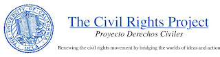 Civil Rights Project at UCLA