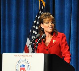 Sarah Palin Iowa