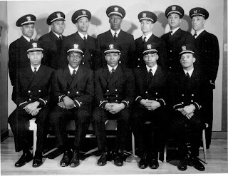 recently appointed Negro officers