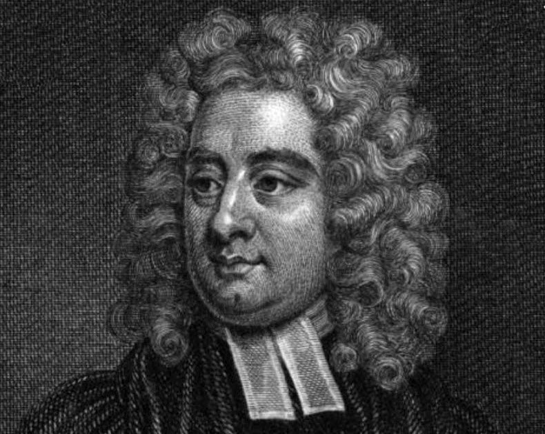 jonathan swift vs voltaire Start studying enlightenment learn vocabulary  the birth name of voltaire, see #2 jonathan swift.