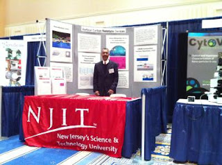 NJIT Exhibit at Nano Summit