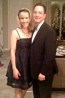 Reince Priebus with his wife Sally