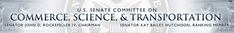 Senate Commerce Committee Logo