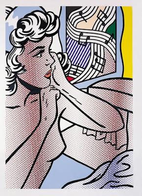 A thousand mad things before breakfast roy lichtenstein - Roy lichtenstein obras ...